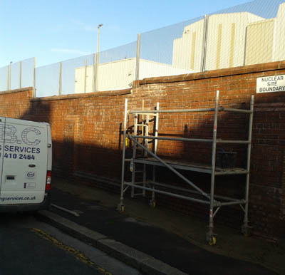 COMMERCIAL PROPERTY REPOINTING